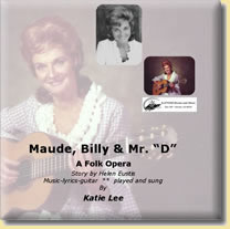 Maude, Billy & Mr. D