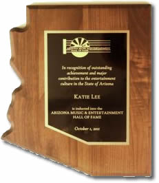 Arizona Music & Entertainment Hall Of Fame - Inductee