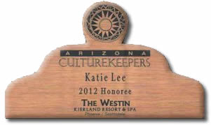 Culture Treasure Keepers of Canyon Country Award