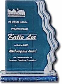 Ward Roylance Award