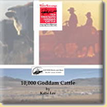 Ten Thousand Goddam Cattle (CD)